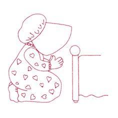 Sun bonnet sue quilt patterns free | With Heart and Hands: Sunbonnet Sue: Free Quilt Patterns