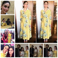 #Kareenakapoorkhan & #Arjunkapoor promote #KiandKa .