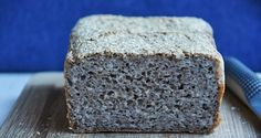 Chleb doskonały (bez mąki i drożdży)