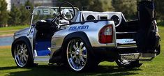 Awesome golf cart #3