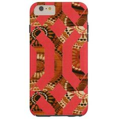"""Title : 233, Geometric, Abstract, Modern, Red Hue Print Tough iPhone 6 Plus Case  Description : """"Fabric-Collections"""", """"Luxury-Printed-Fabrics"""", """"Interior-Design-Fabrics"""", """"Home-Décor-Fabrics-Fashions"""", Florals, Damask, Marble, Velvet, """"Outdoor-Fabrics"""", """"Faux Leather"""" """"Upholstery-Weaves"""", Jacquard, Textiles, """"Contemporary-Style"""", """"Modern-Design"""", """"Floral-Patterns"""", Canvas, """"Geometric-Prints, Taffetas, Chenille, Metallic, Tweed, Landscapes, Gardens, Oriental, Stripes, Circles, Squares…"""