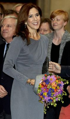 Crown Princess Mary of Denmark - 2014