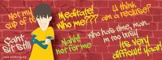 Yes Meditation is not difficult