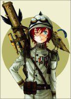 Steampunk Hunter by dokinana