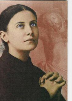 St Gemma Galgani: Autobiografía de Santa Gema en Español