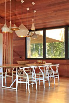 Dining table lights
