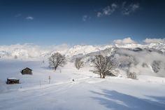 Schwettiberg, Braunwald im Kanton Glarus Schweiz Snow, Mountains, Nature, Travel, Outdoor, Forests, Outdoors, Naturaleza, Viajes