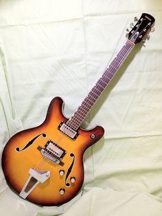 1968 Yamaha SA-30 | Sharpened Flat - Vintage Japan Guitar