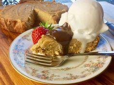 Sweet Potato Crockpot Protein Cake