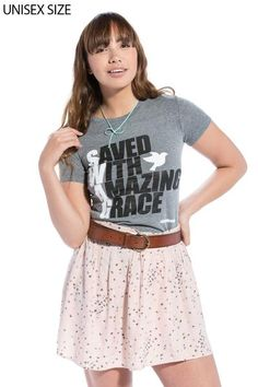 S.W.A.G. Heather Unisex Shirt - JCLU Forever - 1