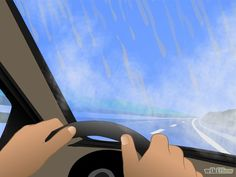 How to Stop #Hydroplaning   #carsafety #autotips #cartips