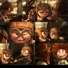101 best carl and ellie images on pinterest movies disney