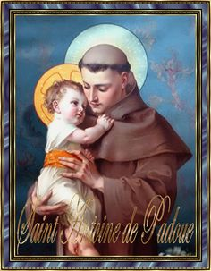 Saint Anthony http://annacatharina.centerblog.net/