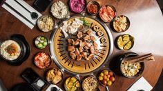 LA's Finest Korean Barbecue Restaurants