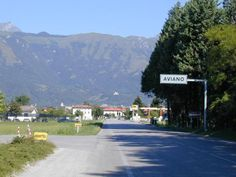 Aviano, Italy (lived here)