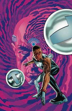 Mister Terrific by J.G. Jones