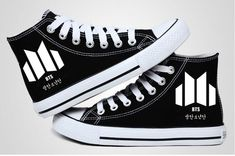 Hot! BTS Black Leisure canvas shoes Cosplay canvas shoes Unisex | Clothing, Shoes & Accessories, Unisex Clothing, Shoes & Accs, Unisex Adult Shoes | eBay!