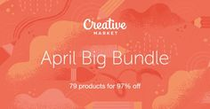 WordPress themes, girly fonts, textures, pictures and much more items you can use for your creative business now on sale!! Spring into action with 72 incredible products at 96% off. Included are $1,229 worth of goods for only $39!