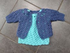[Free Patterns] 5 Gorgeous Crochet Dresses For Little Girls - Page 2 of 3 - Knit And Crochet Daily