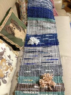 weaved scarf