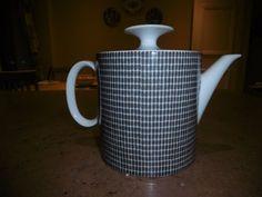 Thomas-Rosenthal-Grey-Onyx-China-Teapot