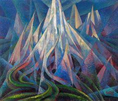 peira:  Gerardo Dottori: Upward Forces (1919) via atlante...
