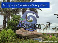 10 Tips for SeaWorld San Antonio's Aquatica ~ San Antonio, TX - R We There Yet Mom? | Family Travel for Texas and beyond...