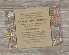9 Best Eagle COH Invitation Wording Images In 2016