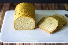 Paleo low carb coconut flour psyllium bread recipe 6 tablespoons (27g) whole psyllium husks (may want to finely grind), 3/4 cup warm water, 1 cup (125g) coconut flour,1 1/2 teaspoons baking soda, 3/4 teaspoon sea salt 6 eggs (12 egg whites may also work), 1/2 cup olive oil 1/4 cup coconut oil, melted - 350°F f 45-55 min.
