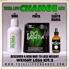 Iaso™ Tea ~~ HCG ~~ Iaso™Tea ~~ NutraBurst ~~ Iaso™ Delgada Slimming Coffee ~~ and so much more!!!! Visit www.totallifechanges.com/amerson for the entire Total Life Change product line