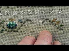 02 Peacock Sampler -  Kloster Blocks - YouTube