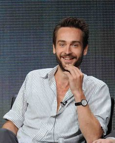 Sleepy Hollow's Tom Mison at the TCAs.
