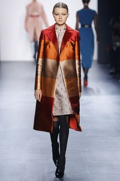Catwalk photos and all the looks from Bibhu Mohapatra Autumn/Winter 2016-17 Ready-To-Wear New York Fashion Week