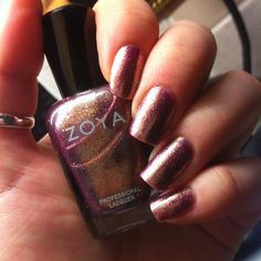 Zoya Nail Polish in Faye shared via Instagram!