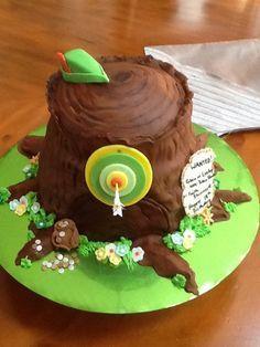 Robin Hood Cake cakepins.com