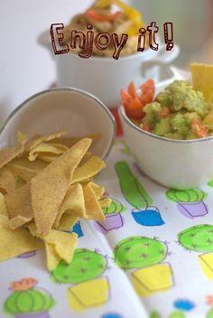 nachos home-made