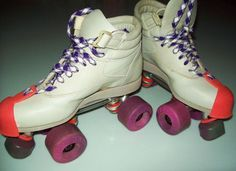 Remember your local roller rink...back in the day?  Yes, it's still there...Indian Lake Ohio