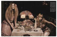 Fleur de Nuit (Vogue Germany)