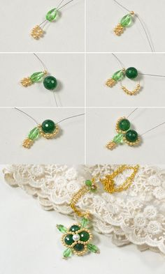 beaded pendant necklace, LC.Pandahall.com will release the tutorial for us. Pay more attention!
