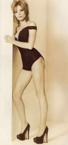 Mylene Farmer for L'Instant X (1995)