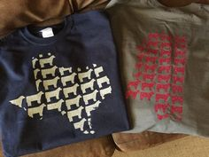 Image result for 4H cow shirt