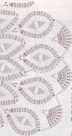 This Pin was discovered by diy Crochet Doily Rug, Crochet Dollies, Crochet Blocks, Crochet Tablecloth, Crochet Round, Crochet Home, Filet Crochet, Crochet Stitches, Knit Crochet