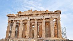 Greece is a fantastic choice for family travel! Ancient ruins, beautiful beaches and much more, not to mention yummy food! Greece with kids is amazing! Parthenon, Acropolis, Greece With Kids, Stuff To Do, Things To Do, Ancient Ruins, Southeast Asia, Beautiful Beaches, Family Travel
