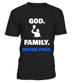 God Family Water Polo Funny Shirt Gift compression shirt for back pain,back pain relief shirt,back pain shirt,