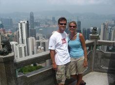 Hong Kong - you could WIN 1 Million American Express Rewards Points and visit Hong Kong too!