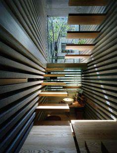 Modern Residential Design: Hiroaki Ohtani - Kobe Layer House