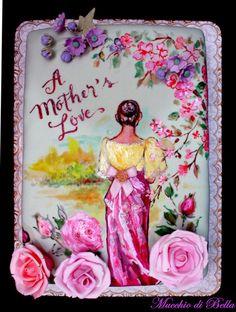 A Mother's Love - Cake by Mucchio di Bella