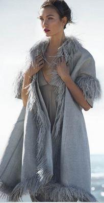 Donna Karan NY Spring 2013    James Dai via Terrie Boatright onto #Fashion-ivabellini