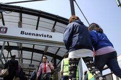 La apertura del acceso norte en la estación Buenavista será para garantizar la seguridad vial de los usuarios y de los peatones en este cruce tan importante en la Ciudad de México.