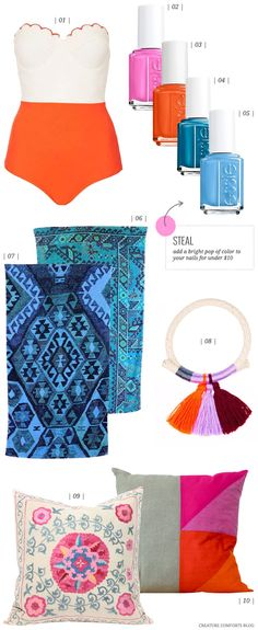 Color Crush: Summer Dreamin'